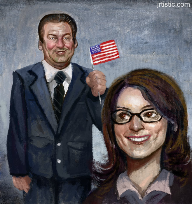 30 Rock Fan Art