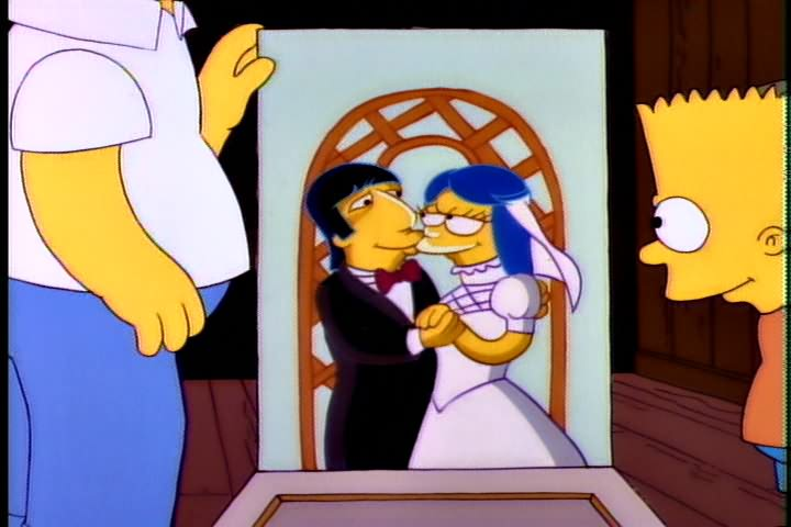 Sorry, Marge.