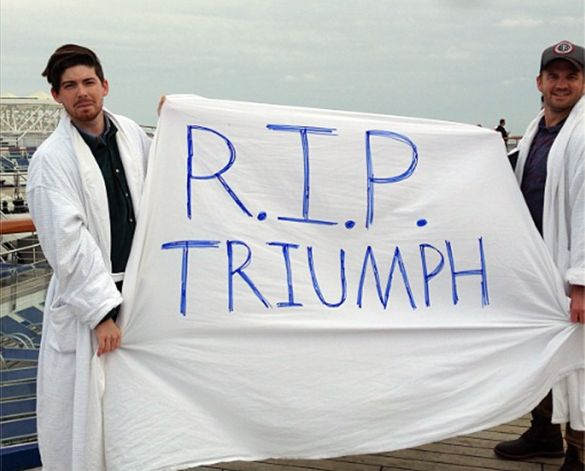 RIP Triumph