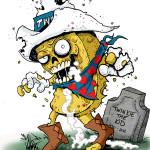 Like a delicious zombie, Twinkie rises from the grave!