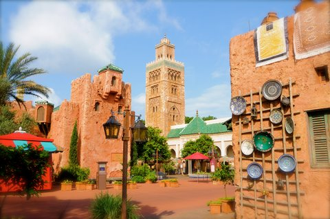 The only Marrakesh for me is the restaurant in Disney!