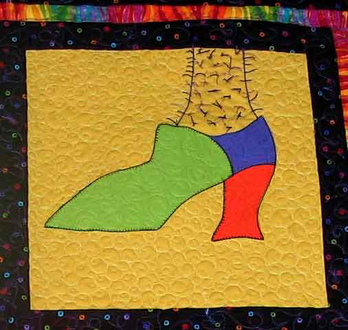 Quilts of ad-gold!