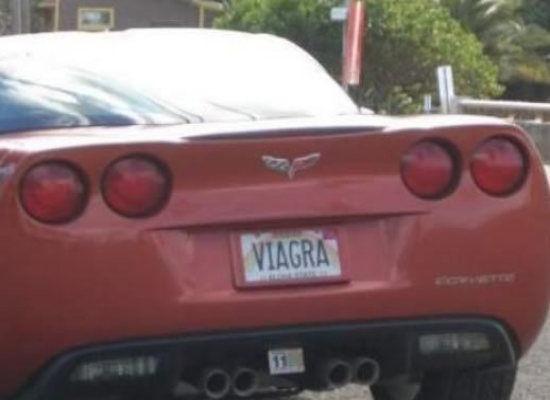 Sportscars and Viagra go hand in (tiny flaccid) hand.