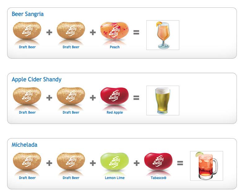 beer jelly belly combinations IIHIH