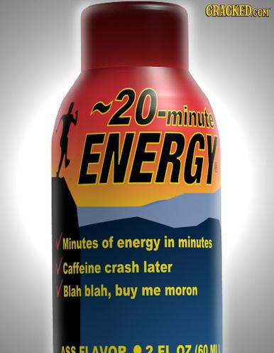 20 hr energy