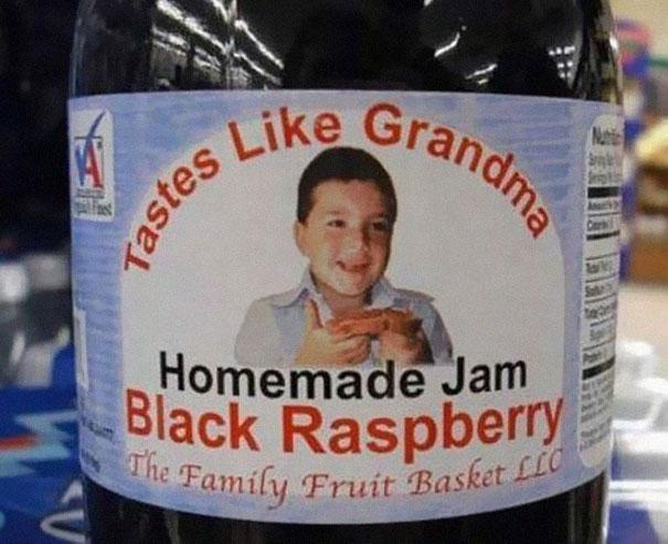 Now with more Grandma flavoring!