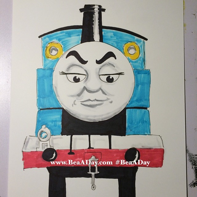 Bea the Tank Engine