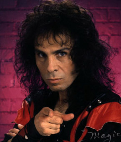 Dio- Gone but never forgotten.