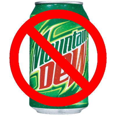 Down with dew!