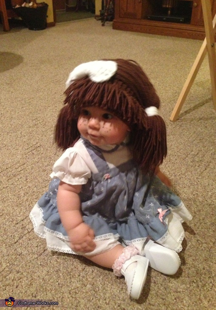 Cabbage Patch Cutie!