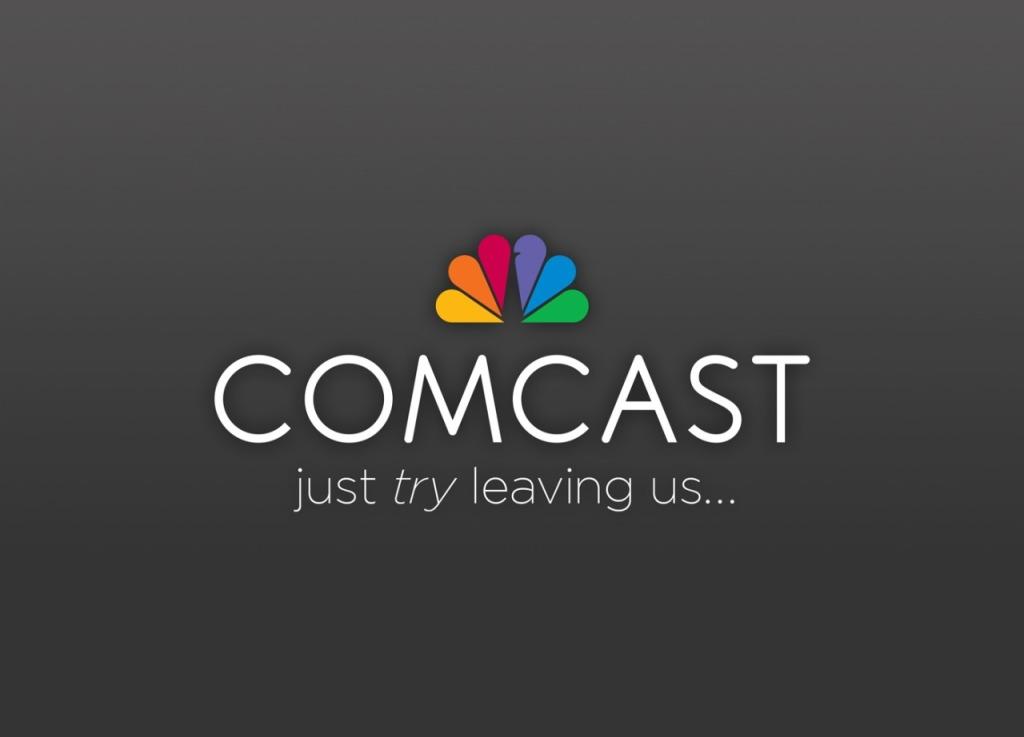 F*CK Comcast