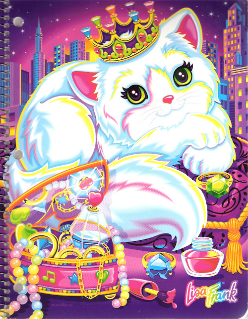 Seriously, you need to READ THIS 2013 article about Lisa Frank.